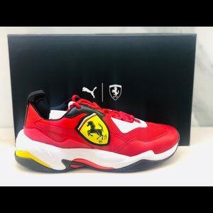 "Men's Puma SF Ferrari Thunder ""Limited"" Sneakers"